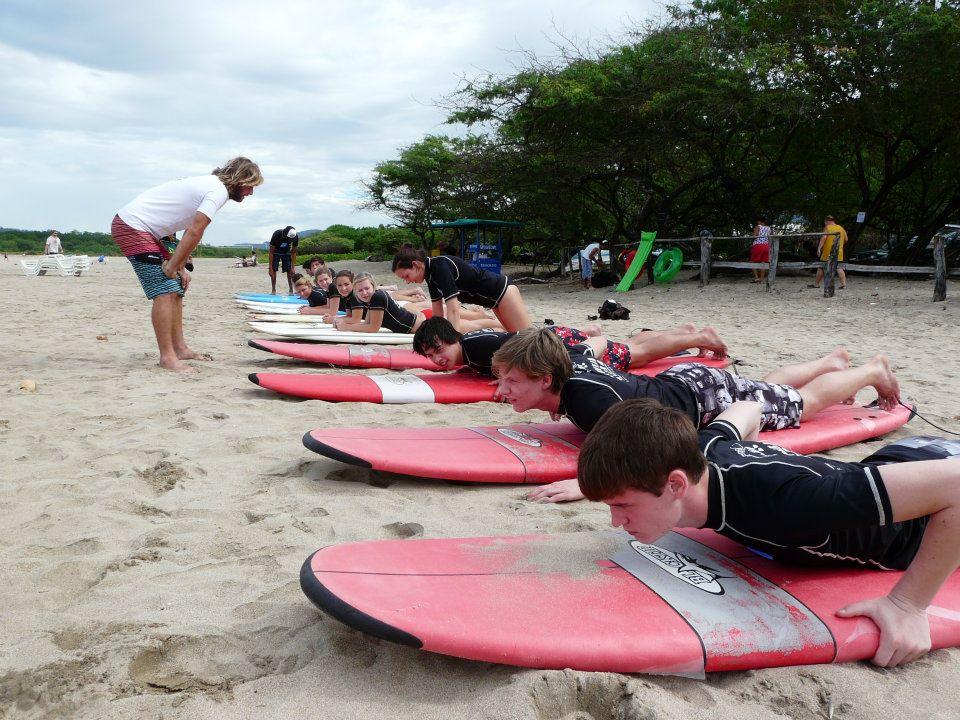 La Oveja Negra Surf Camp Tamarindo