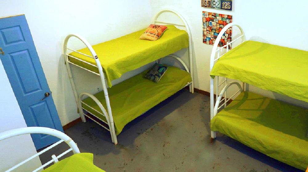 6 Person Shared Dorm
