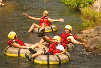 River Tubing - Guachipelin Adventure Combo - La Oveja Negra Tamarindo Tours