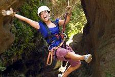 Zipline - Guachipelin Adventure Combo - La Oveja Negra Tamarindo Tours