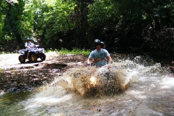 ATV Tamarindo Mountain - La Oveja Negra Tamarindo Tours