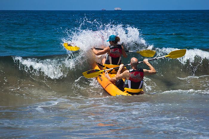 Kayak Snorkel Tamarindo - La Oveja Negra Tamarindo Tours