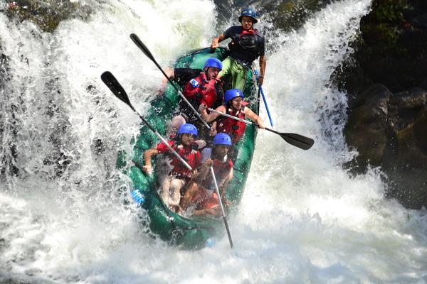 Tenorio Rafting - La Oveja Negra Tamarindo Tours