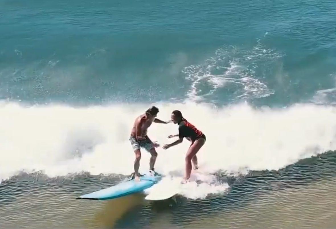Tamarindo Surf Lessons - La Oveja Negra Tamairndo Costa Rica Surf Camp