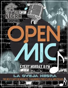 Tamarindo Events - La Oveja Negra Bar Restaurant