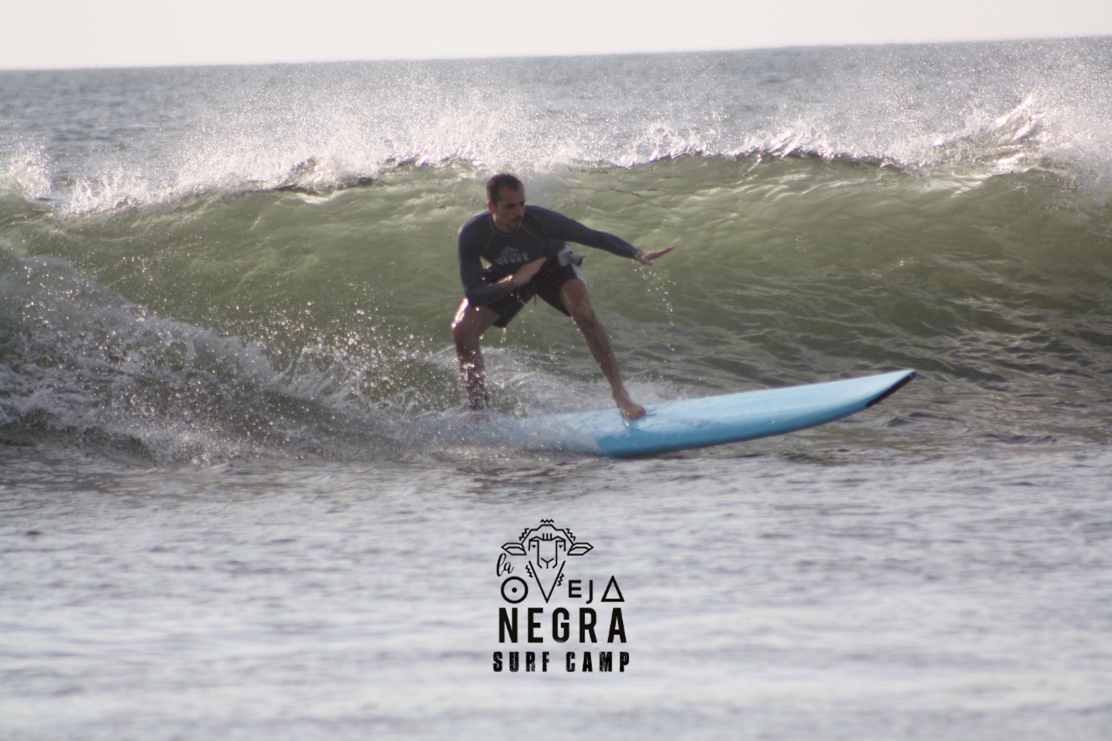 La Oveja Negra Tamarindo Surf Lesson Surf Camp Costa Rica