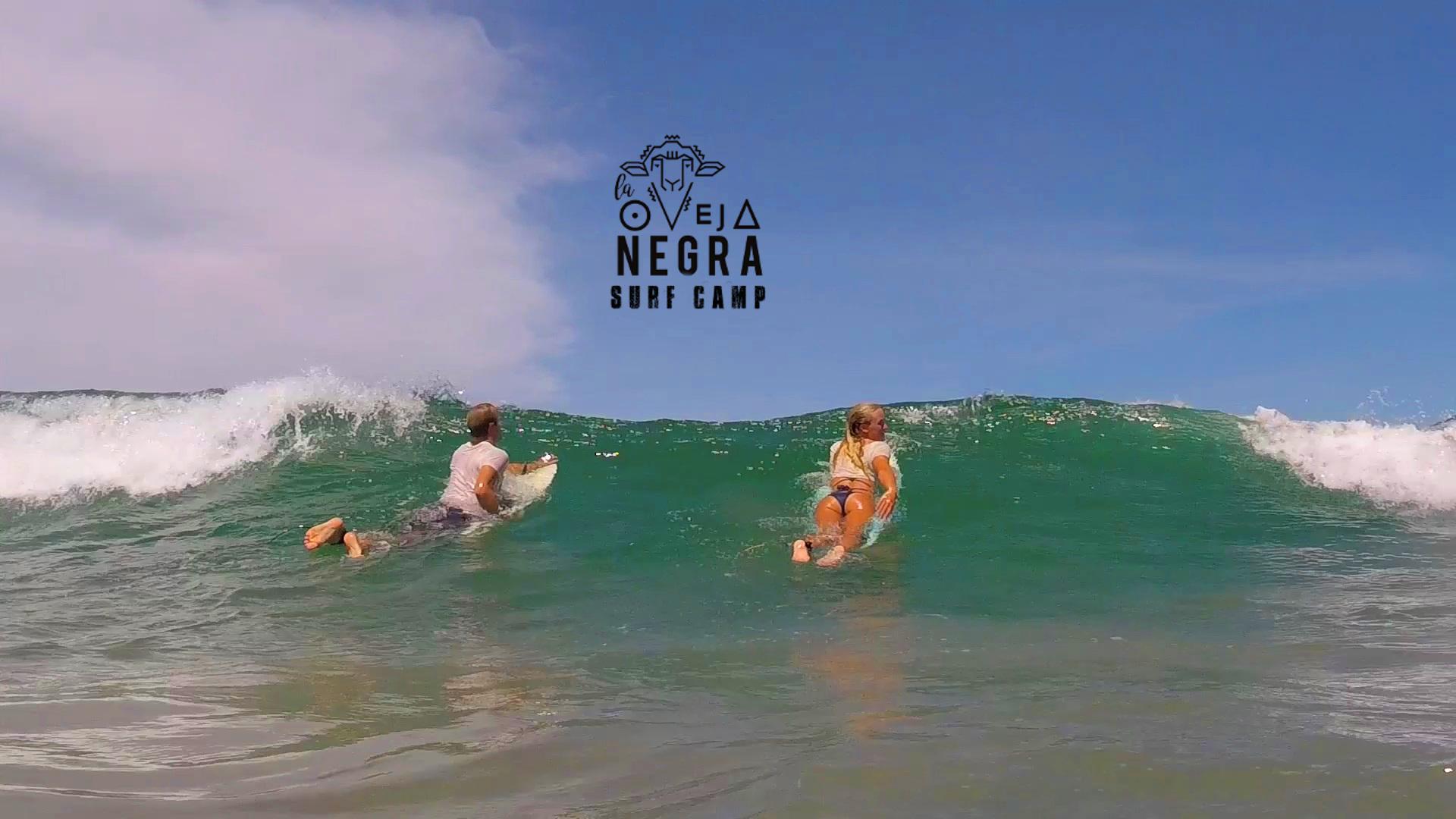 Tamarindo Surf Lesson Camp Costa Rica - La Oveja Negra 11