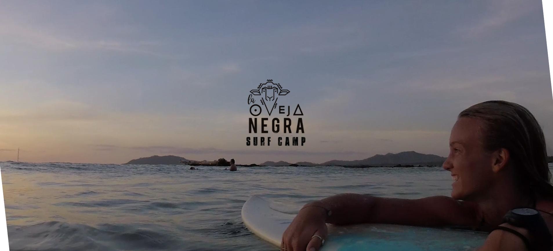 Tamarindo Surf Lesson Camp Costa Rica - La Oveja Negra 22